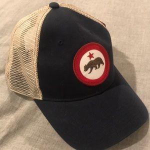 Other - California Bear Roundel Baseball Hat